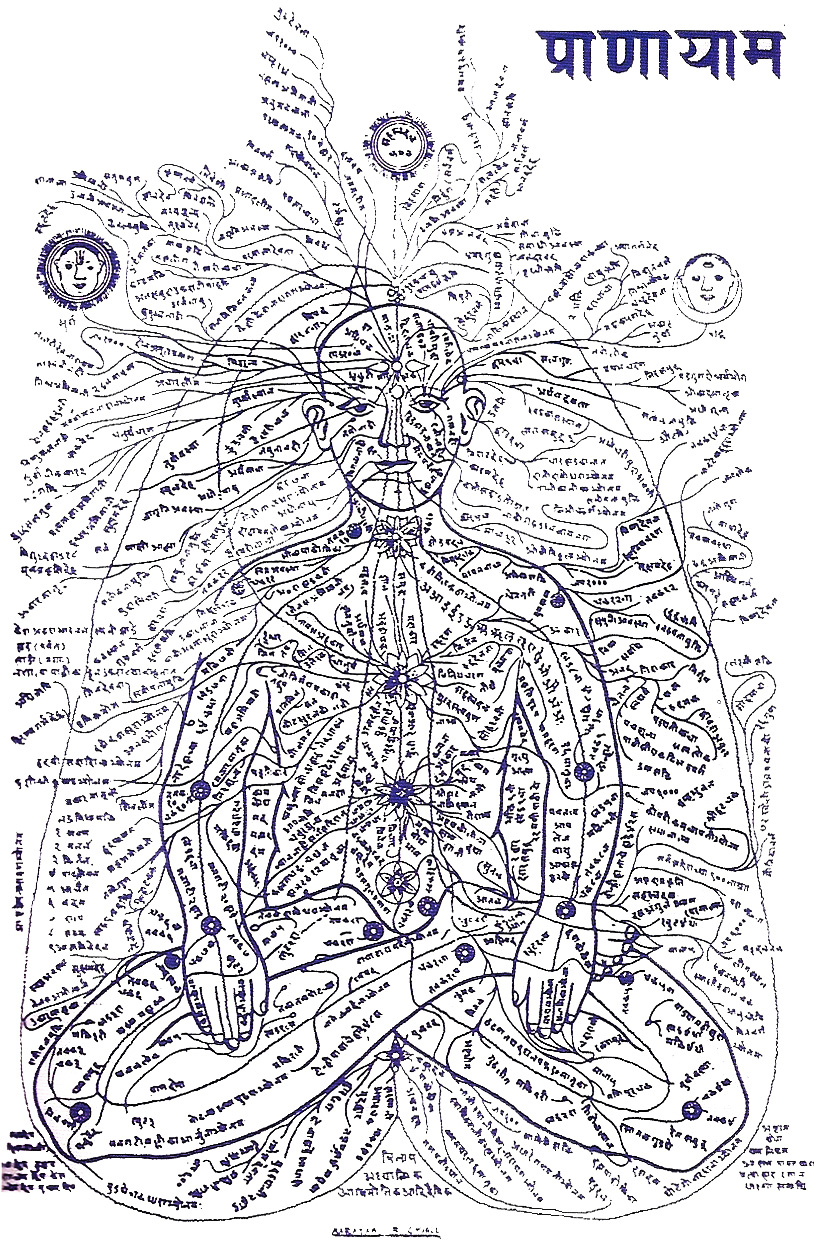 Classical Marma diagram