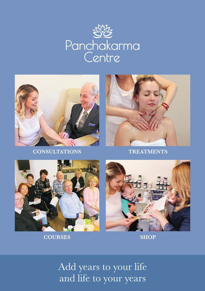 Panchakarma booklet, September 2019