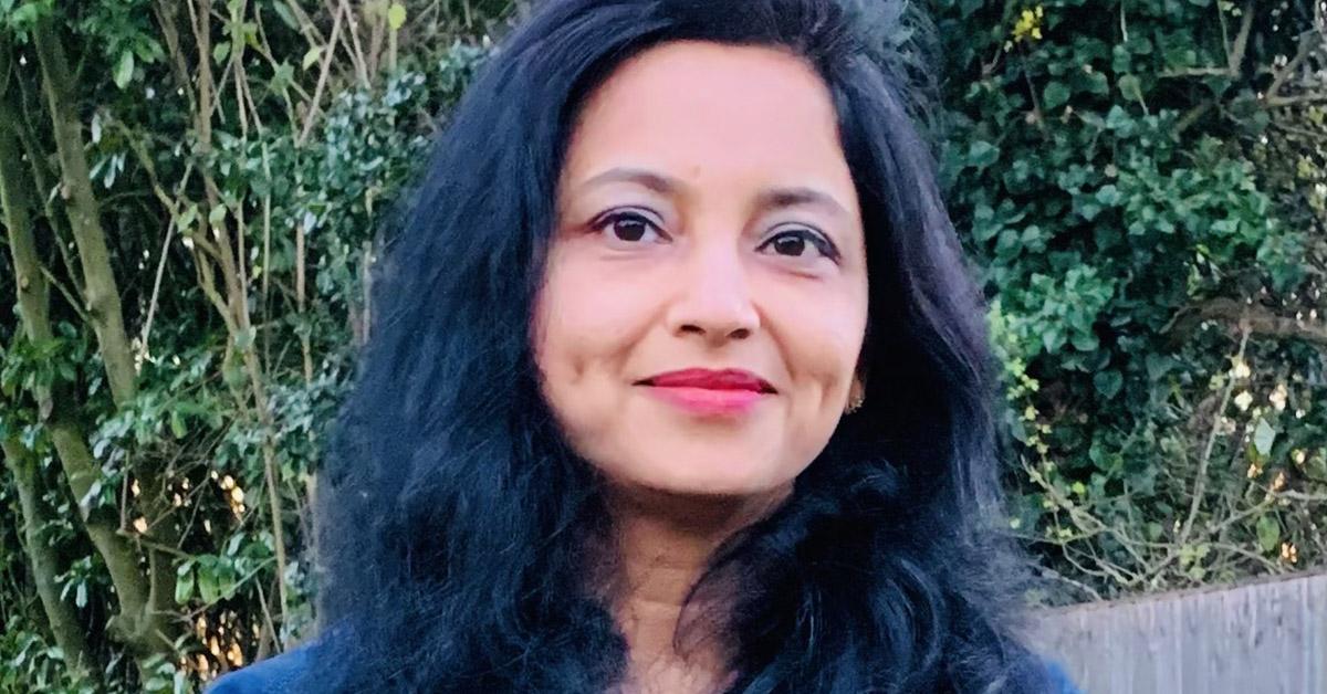 Viadya Amitha Rudraraju